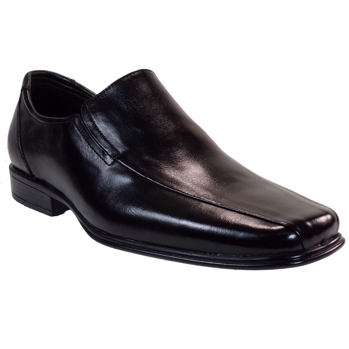 Vero Shoes Παπούτσια Αντρικά 61 Μαύρο Δέρμα