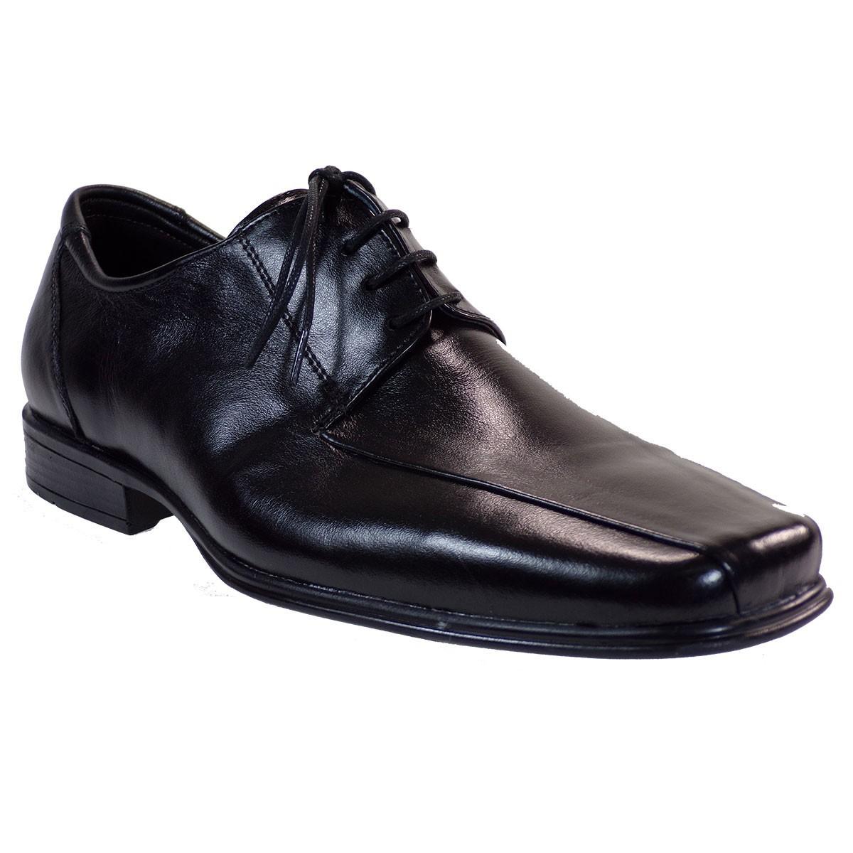 Vero Shoes Παπούτσια Αντρικά 62 Μαύρο Δέρμα