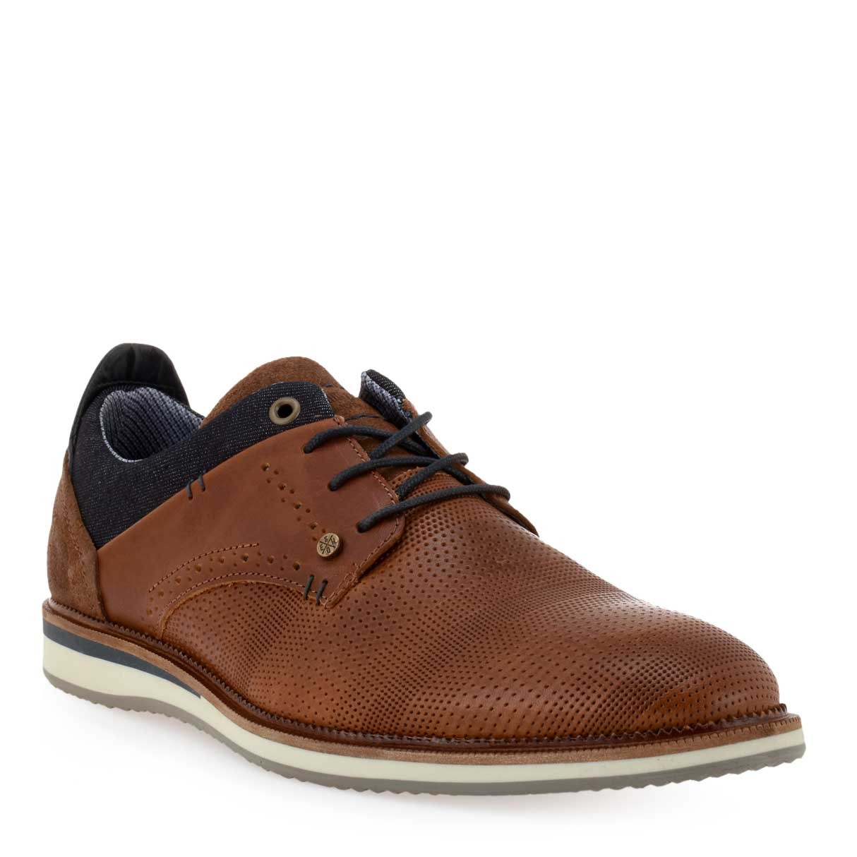 Bullboxer Ανδρικά Παπούτσια 462-633Κ252646G Ταμπά Δέρμα ΤΡΥΠΗΤΟ K5775462159R