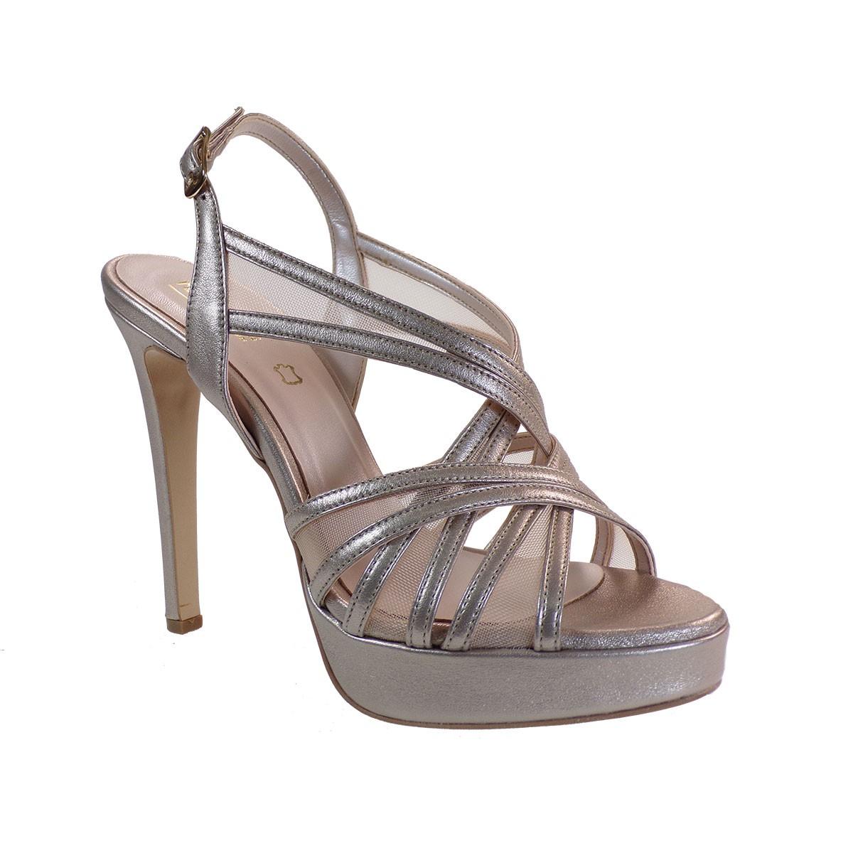 Fardoulis shoes Γυναικεία Παπούτσια Πέδιλα 3044Λ Άμμος Δέρμα