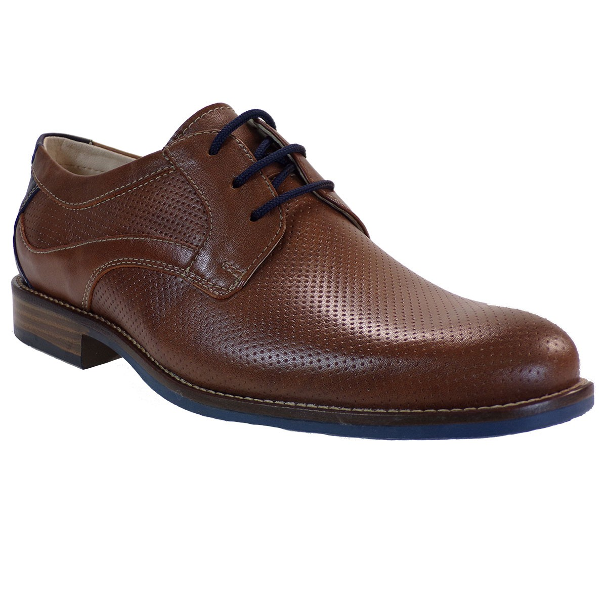 Softies Ανδρικά Παπούτσια 6998 Ταμπά Δέρμα