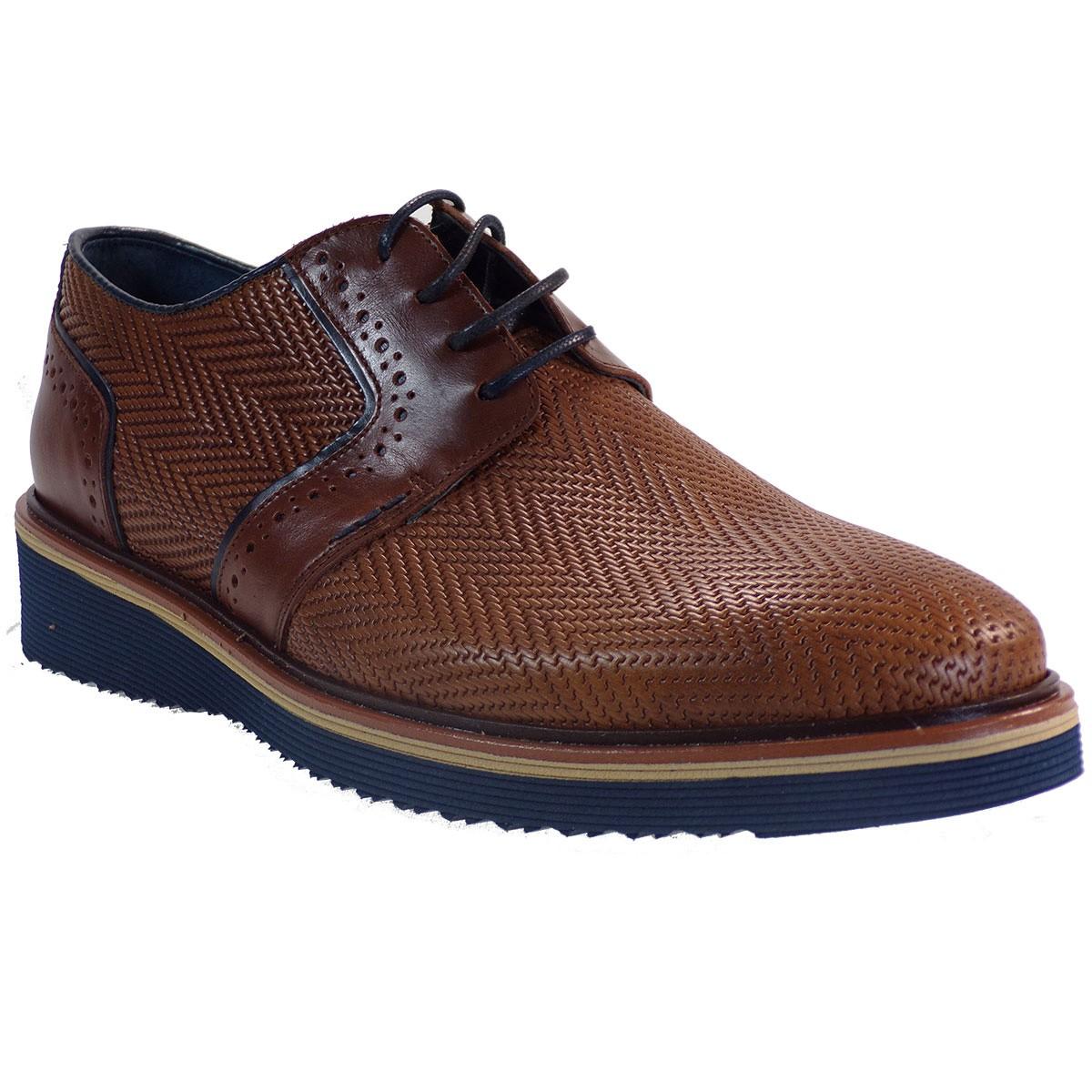 kricket Ανδρικά Παπούτσια 220 Ταμπά Δέρμα