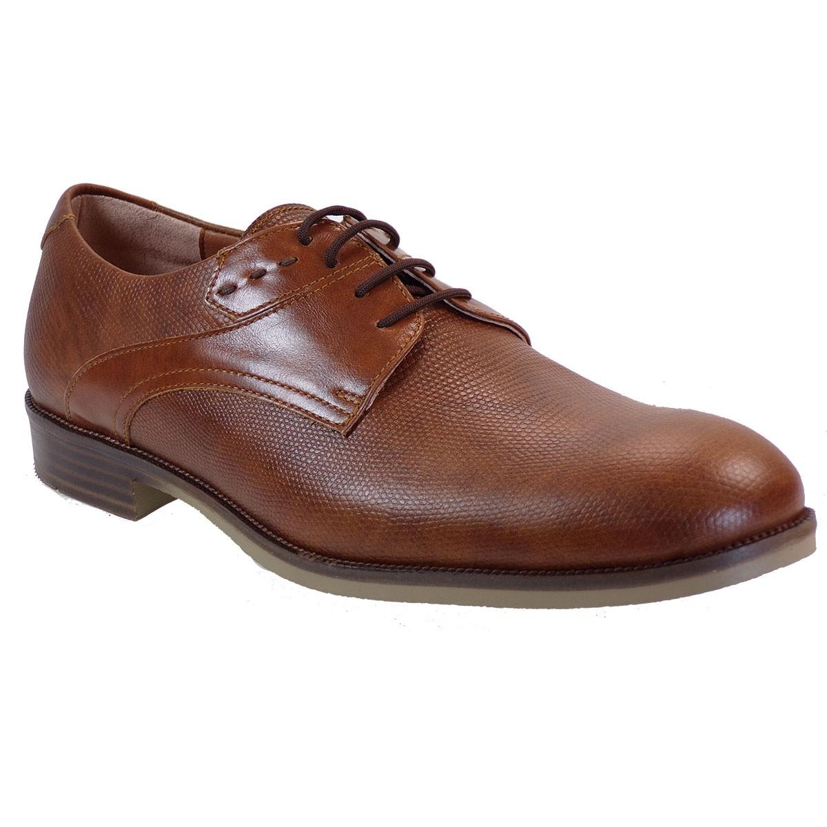 Commanchero Ανδρικά Παπούτσια 91706-926 Ταμπά Δέρμα