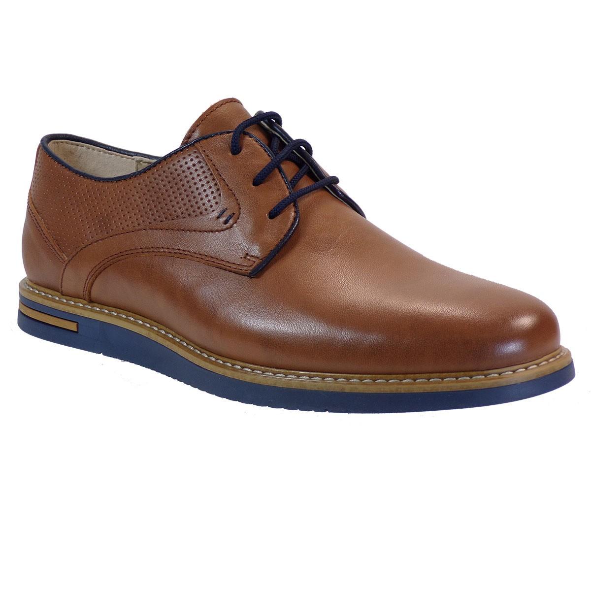 Softies Ανδρικά Παπούτσια 6997 Ταμπά Δέρμα