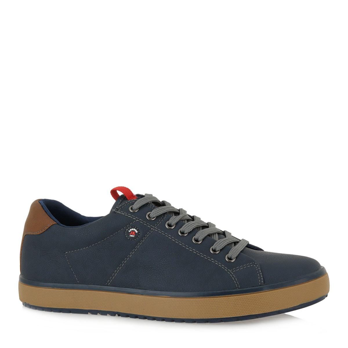 JK LONDON Ανδρικά παπούτσια Sneakers 268-700 Μπλέ L57002681051