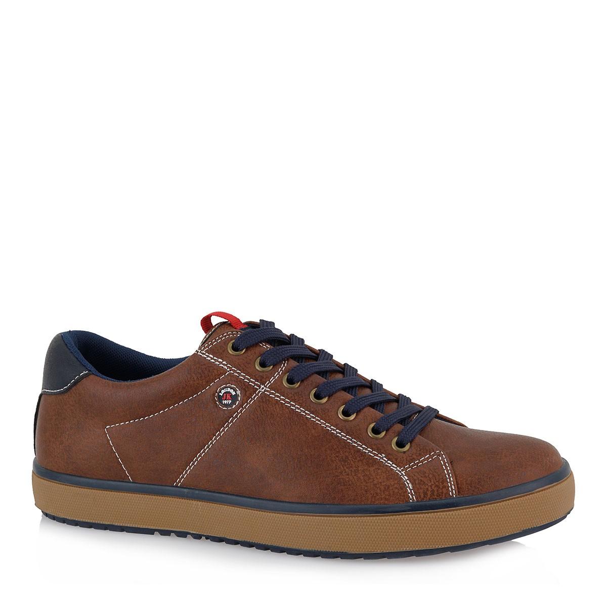 JK LONDON Ανδρικά παπούτσια Sneakers 268-700 Ταμπά L57002681531