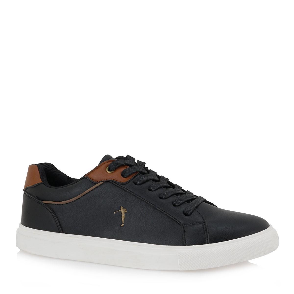 Calgary Ανδρικά Παπούτσια Sneakers 423-700 Μαύρο L5700423200105