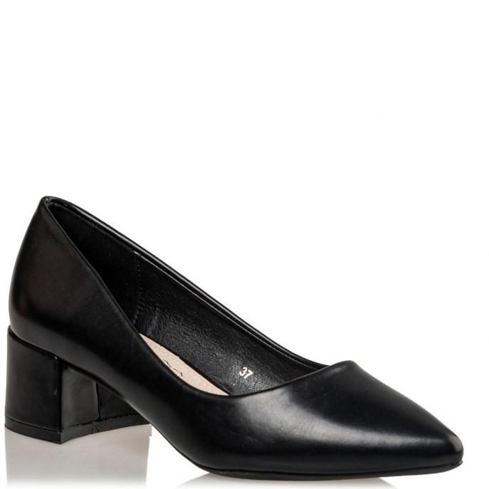 Smart by Envie Shoes Γυναικεία Παπούτσια Γόβα S31-11213-34 Μαύρα