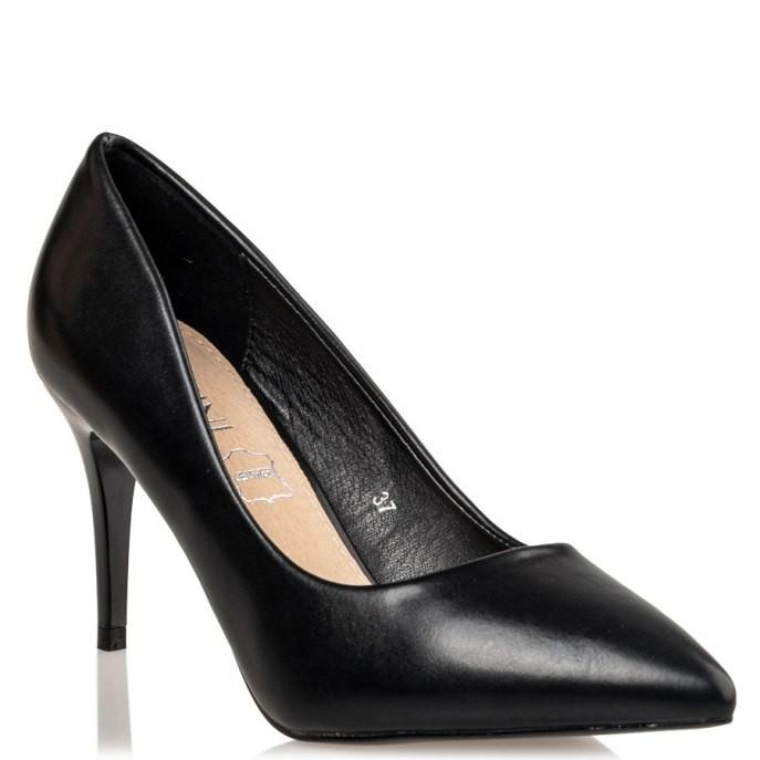 Smart by Envie Shoes Γυναικεία Παπούτσια Γόβα S31-11626-34 Μαύρα