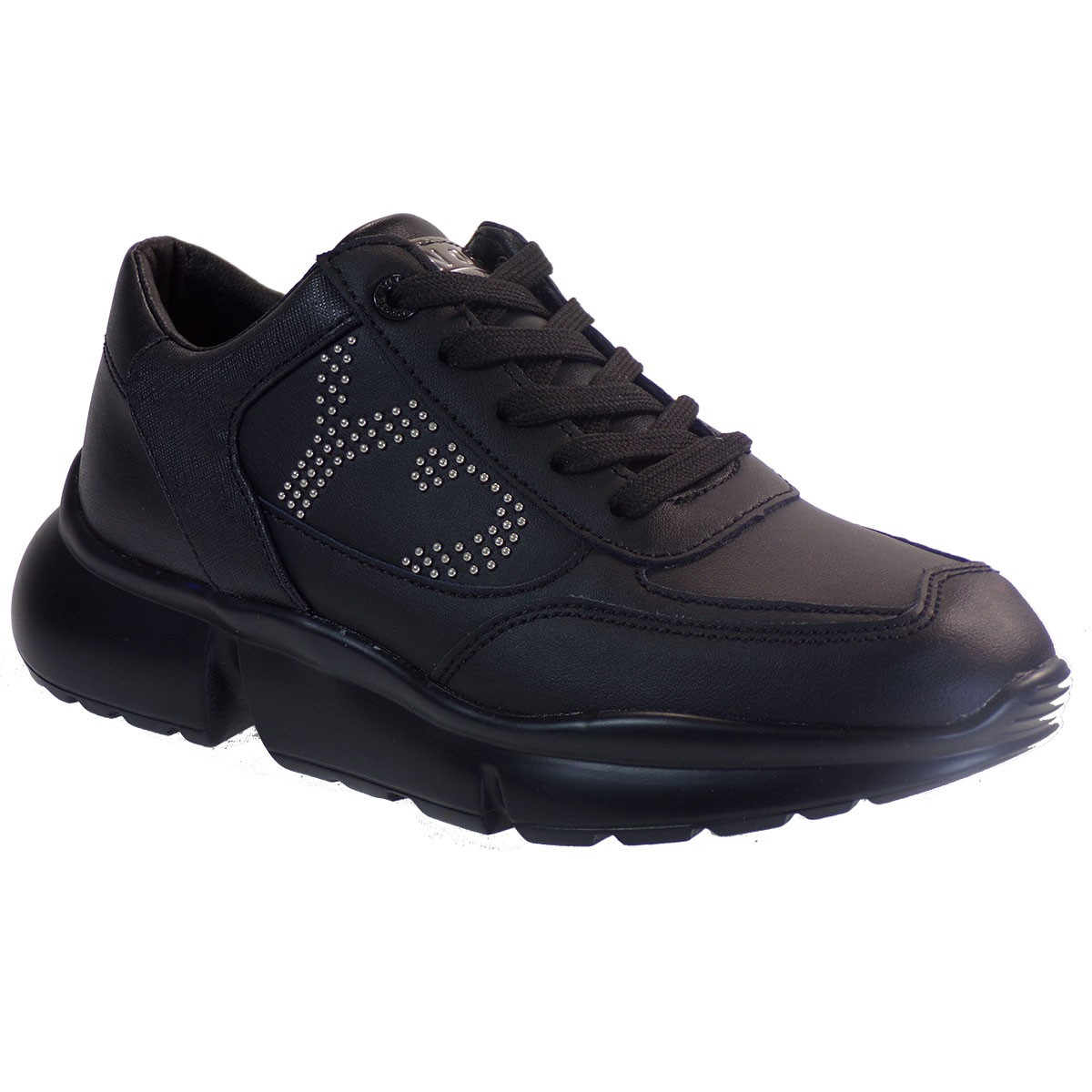 YNOT Sneakers Γυναικεία Παπούτσια YNIO210 Μαύρο