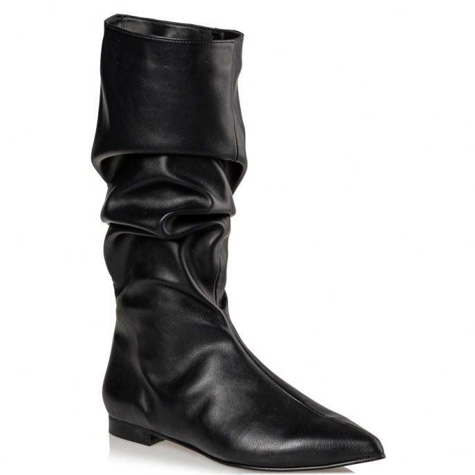 Mairiboo by Envie Shoes Γυναικεία Mπότα M03-12521-34 Μαύρο PAN