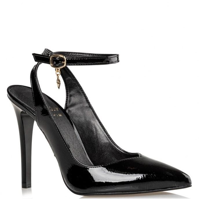 Mairiboo by Envie Shoes Γυναικεία Παπούτσια Γόβες M03-12578-34 Μαύρο POINT TAKEN