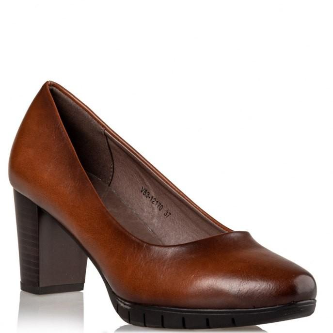 Miss NV Γυναικεία Παπούτσια Γόβα V63-12170-26 Μαύρο
