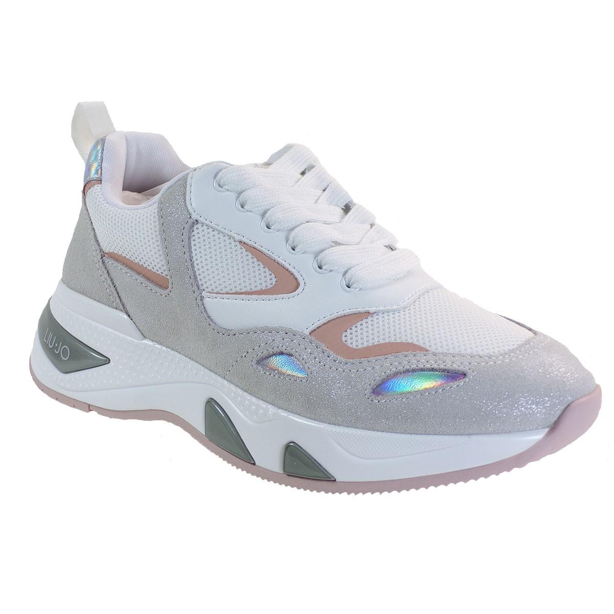 Liu-Jo Sneakers Παπούτσια Γυναικεία HOA-1 BA1035 Λευκό