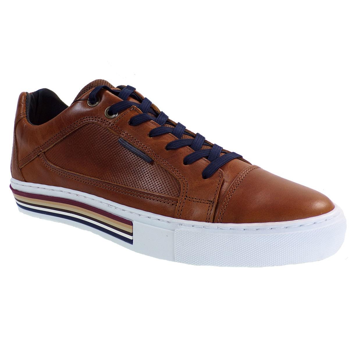 Bullboxer Ανδρικά Παπούτσια 180-428K26180B Ταμπά Δέρμα M57751802532