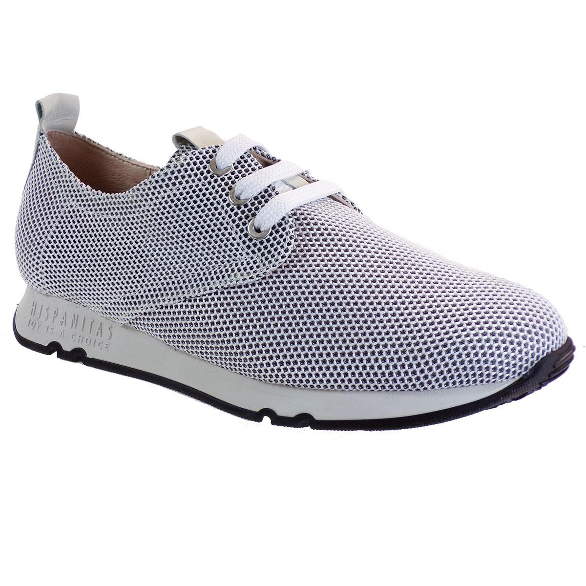 Hispanitas Γυναικεία Casual Sneakers KAIRA HV211381 Λευκό