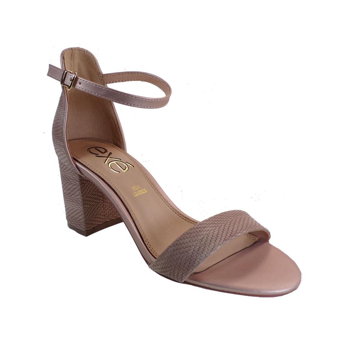 EXE Shoes Πέδιλα Γυναικεία ADELE-353 Nude M47003534775