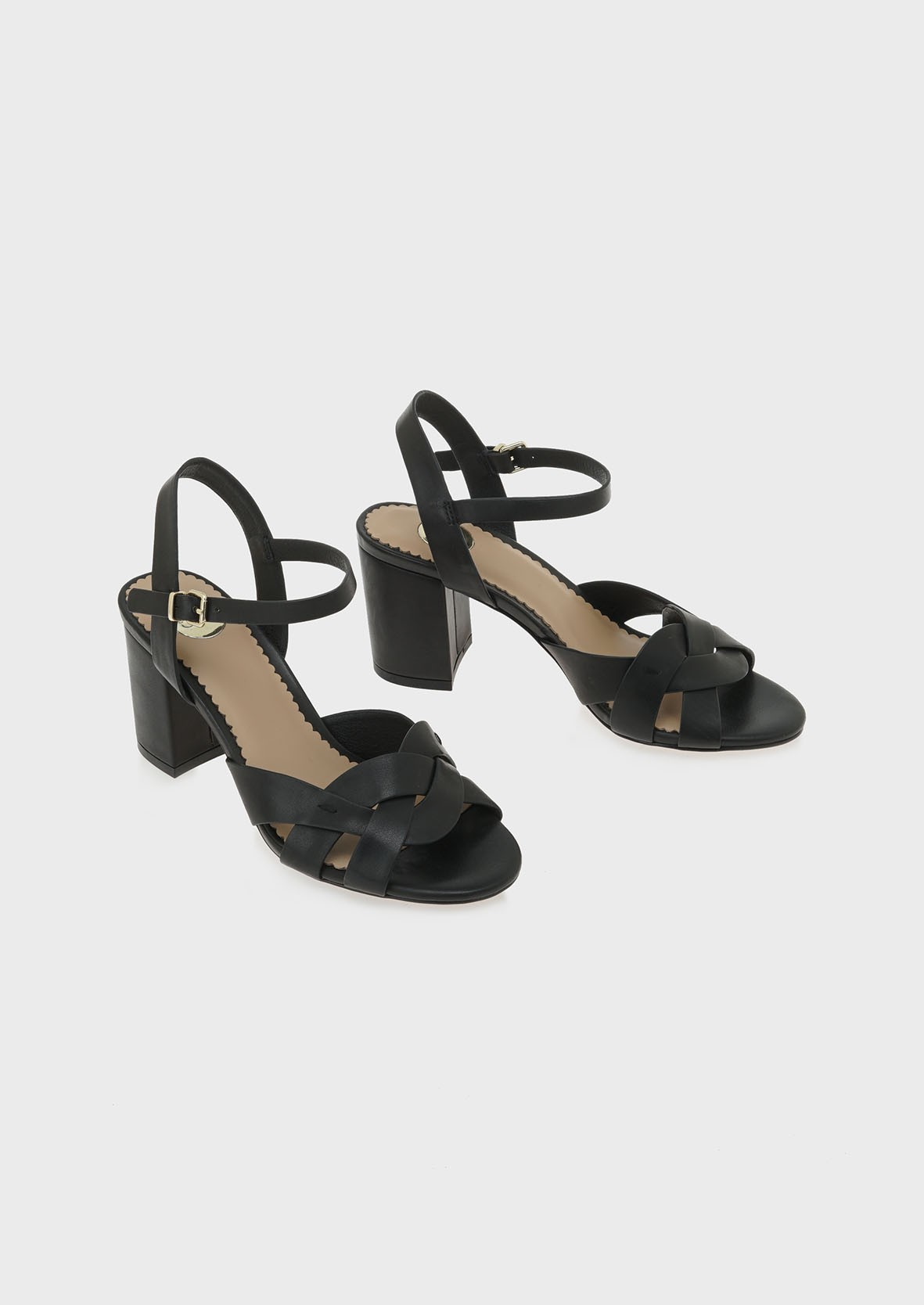 EXE Shoes Πέδιλα Γυναικεία ADELE-267 Μαύρο M47002674001