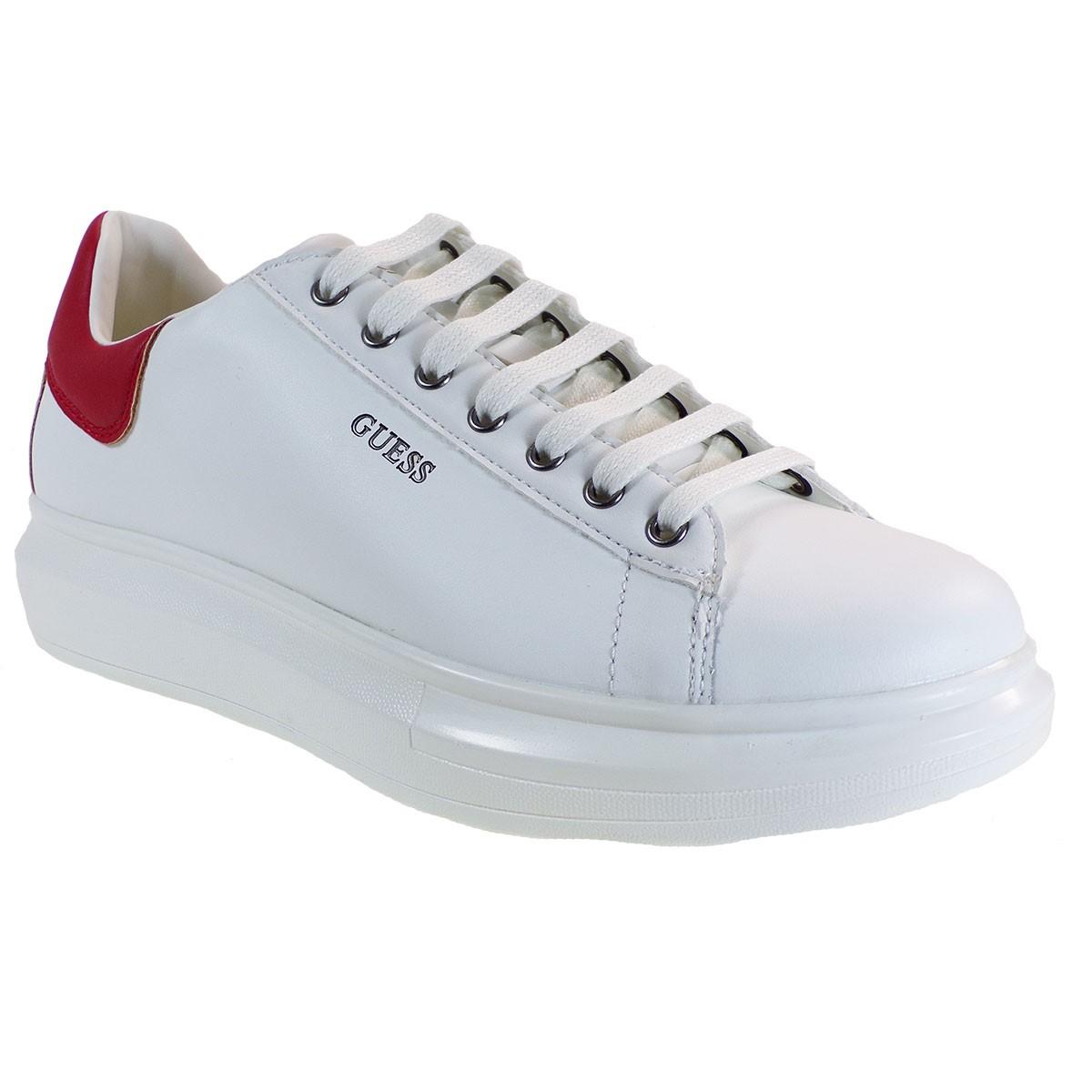 guess fm5slrlea12 mauri-leyko xaki anrika sneakers www.bagiotashoes.gr