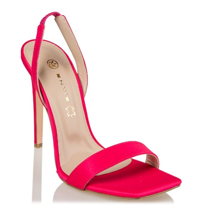 Envie Shoes Γυναικεία Πέδιλα E02-13175-54 Φούξια