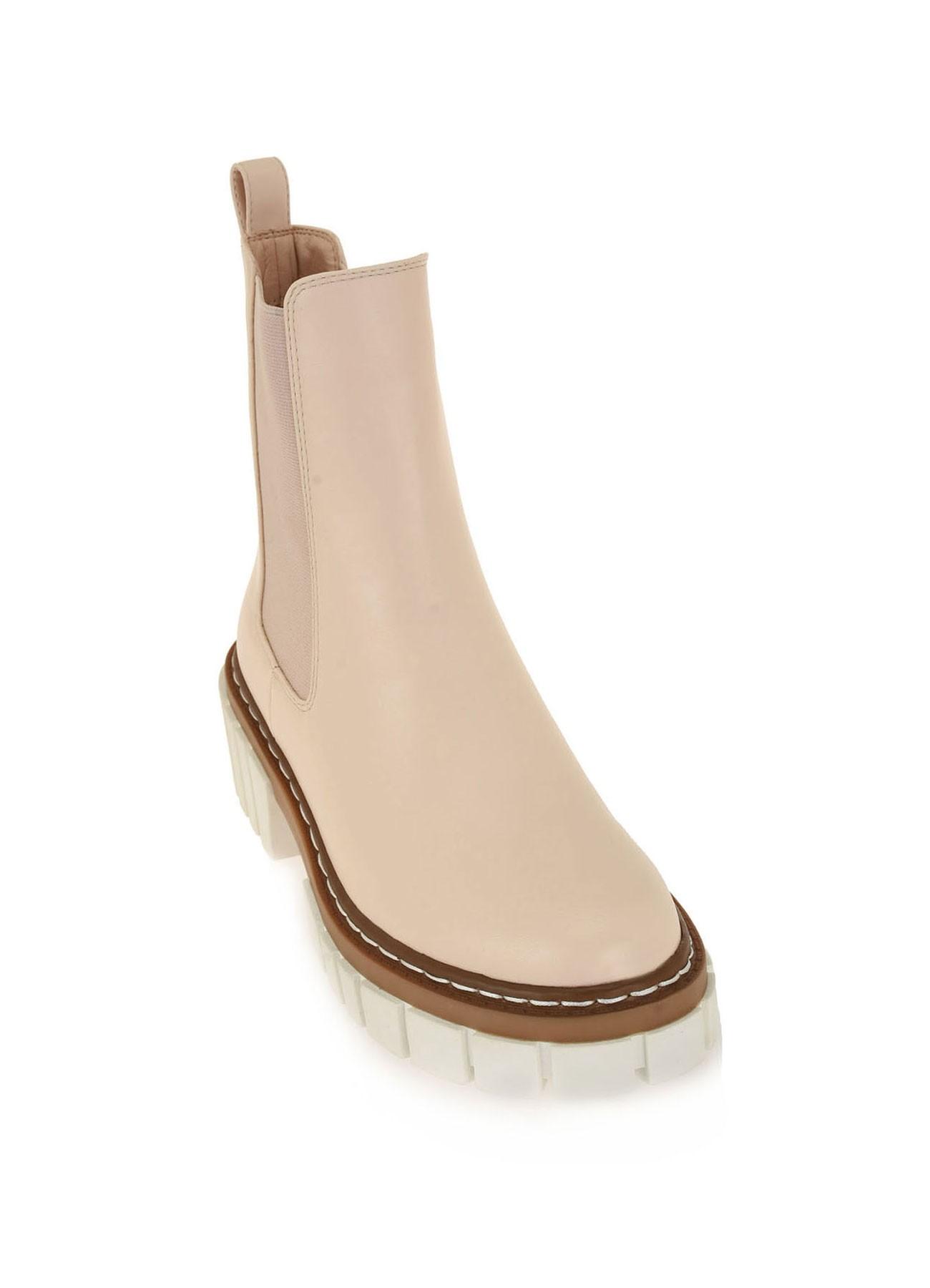 Exe Shoes Γυναικεία Μποτάκια 291-54R Nude N354R2913775