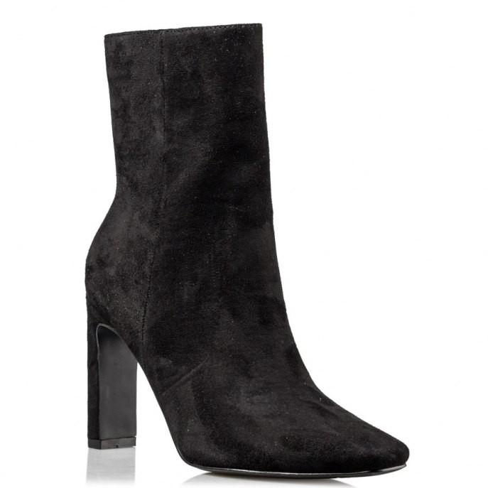 Miss NV Γυναικεία Παπούτσια Μποτάκια V45-14169-34 Μαύρο