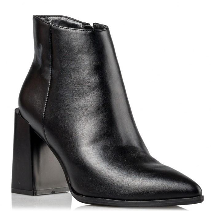 Miss NV Γυναικεία Παπούτσια Μποτάκια V45-14172-34 Μαύρο